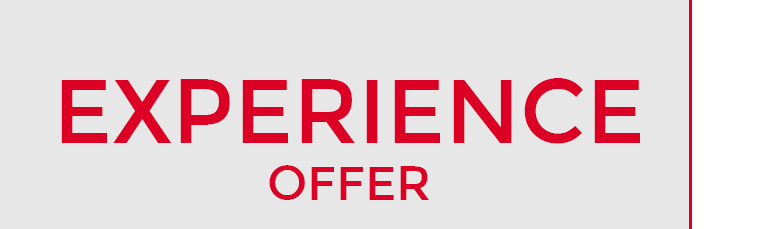 experience offer